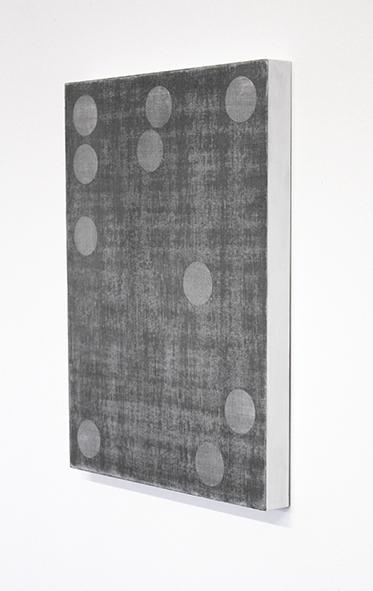 Lapua3, Graphit, Papier, Holz, 30 x 40 cm, 2016