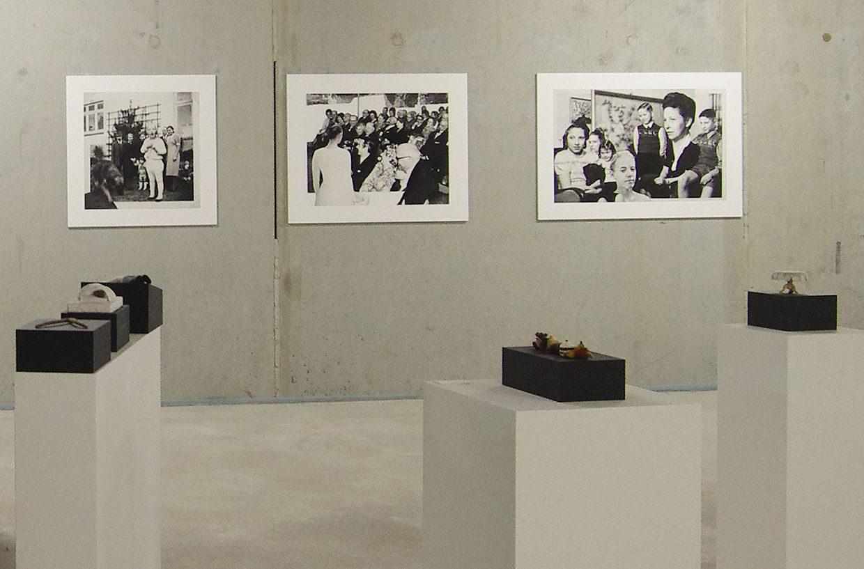 Franziska Ostermann und Patricia Huck, Ausstellungsansicht